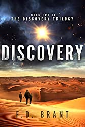 Discovery: Book Two of the Discovery Trilogy