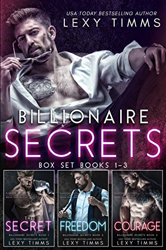 Billionaire Secrets Box Set Books #1-3: Billionaire Contemporary Romance Anthology (Billionaire Secrets Series Book 6)