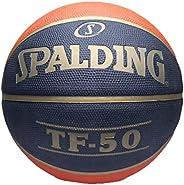 Bola Basquete Spalding TF-50 CBB Borracha