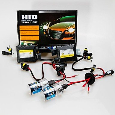 12V 35W H1 Hid Xenon Conversion Kit 8000K ( Light Source Color : Blue )