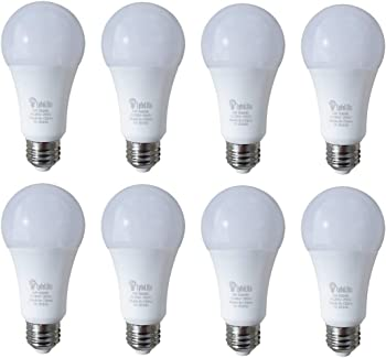 8-Pk LyfeLite Battery Backup Emergency LED Bulbs