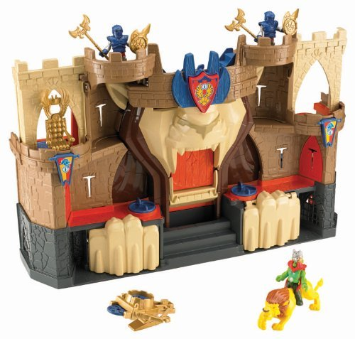 Fisher-Price Imaginext Castle Lion's Den -