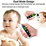 LAFENI Baby Thermometer, Digital Ear and Forehead