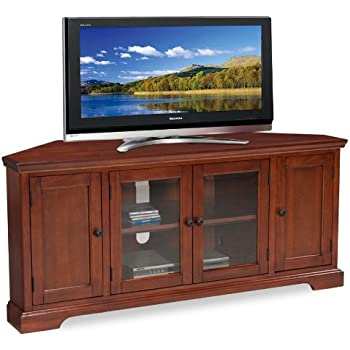Lovely Cherry Corner Tv Cabinet