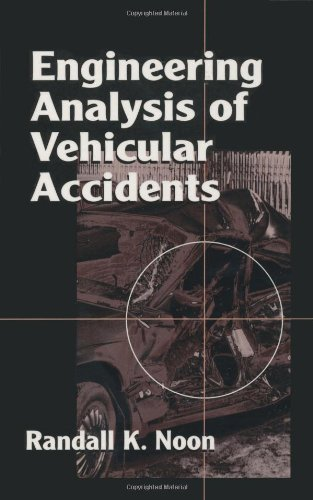 Engineering Analysis of Vehicular Accidents