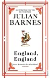 Front cover for the book England, England by Julian Barnes
