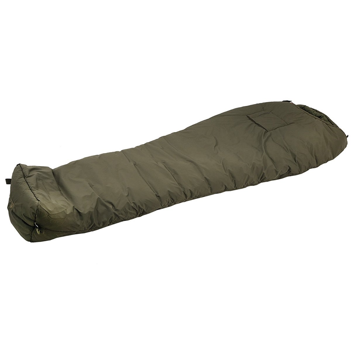 Carinthia Brenta 185 M Sleeping Bag Right Zip Olive