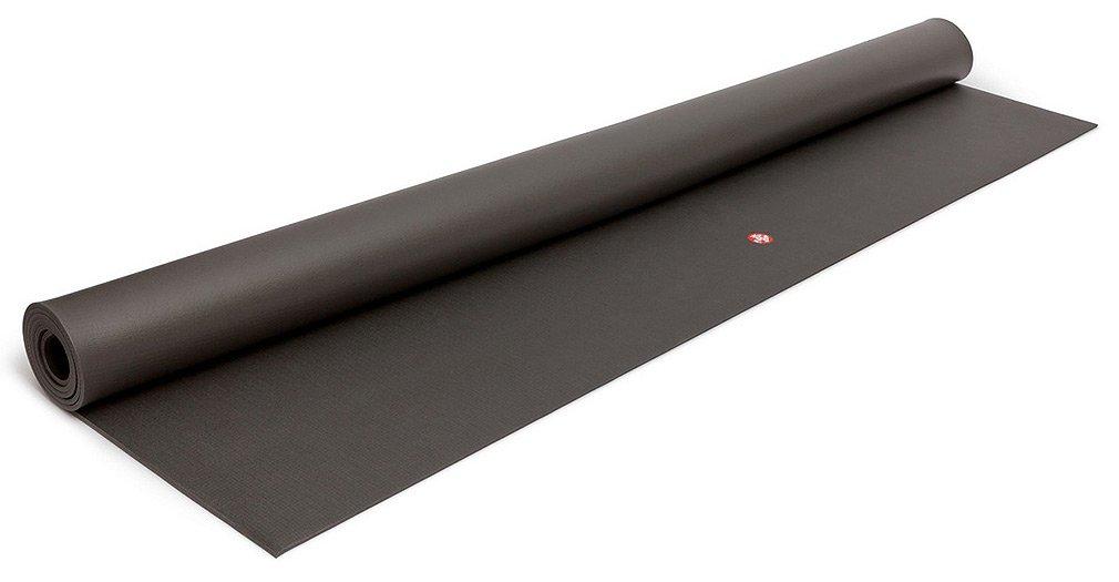 Manduka Pro Squared Yoga Mat, Black,One Size by Manduka