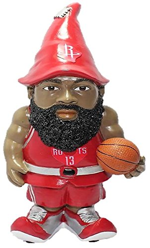 (Houston Rockets Harden J. #13 Resin Player Gnome )