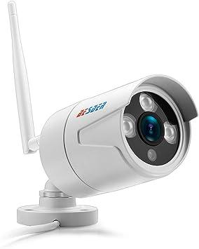 HD 1080P Smart Wifi Wireless CCTV Outdoor Security IP Camera YooSee Night Vision