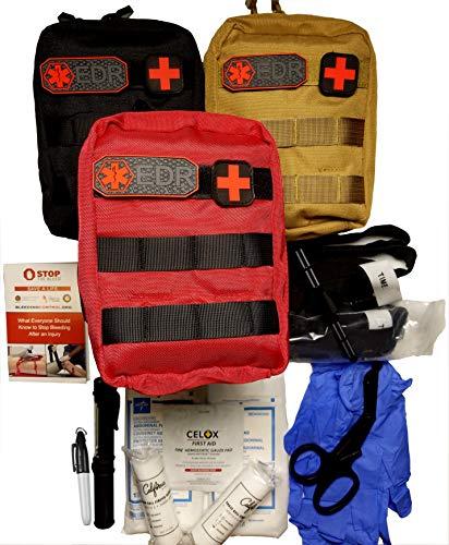Bleeding First Aid (Bleeding Control Kit, Basic Trauma Pack)