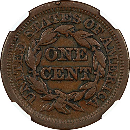 Large cent 1850 ngc