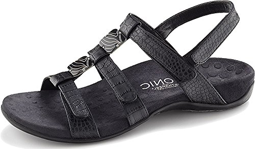 Vionic with Orthaheel Technology Women's Amber Sandal