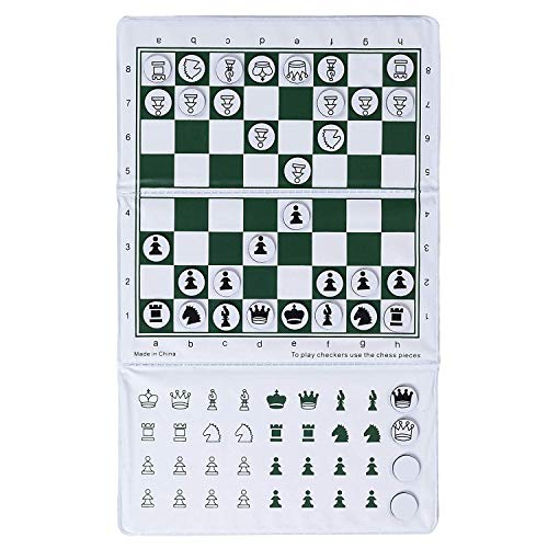WE Games Mini Magnetic Pocket Chess Set - 6 x 3.25 in.