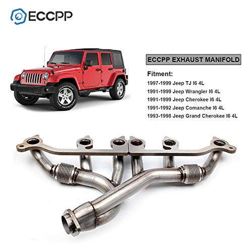 Top Jeep Jeep Wrangler 40 Exhaust Manifold Replacement