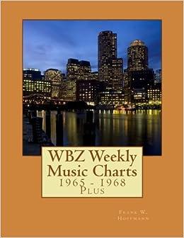 WBZ Weekly Music Charts: 1965 - 1968 Plus: Frank W  Hoffmann