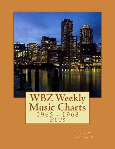 Wbz Weekly Music Charts  1965   1968 Plus