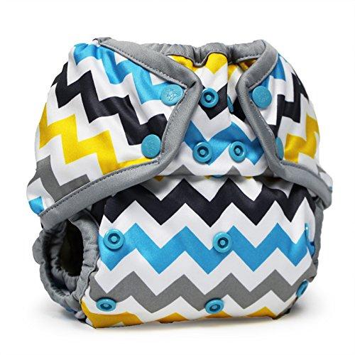 Rumparooz One Size Aplix Cloth Diaper Cover, Phantom CVOS4021AX