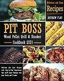 Pit Boss Wood Pellet Grill & Smoker Cookbook