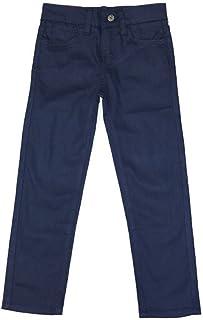No Fuze Girls' Uniform Stretch Twill Skinny Pant
