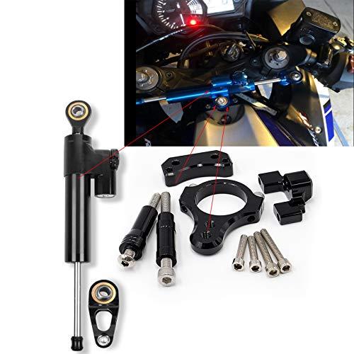 Voor Yamaha R3 R25 MT25 Parts Steering Damper,Motorfietsaccessoires Stuurstabilisatoren En Dempers Montagekit Yamaha R3…