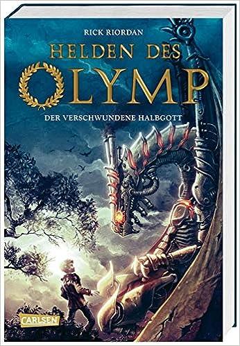 offiziell suche nach neuestem 100% Zufriedenheitsgarantie Helden des Olymp 1: Der verschwundene Halbgott (1): Amazon ...