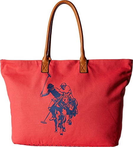 us-polo-assn-womens-branded-canvas-tote-rogue-red-tote