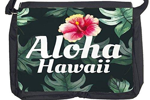 Borsa Tracolla Vacanza Agenzia Di Viaggi Hawaii Aloha Stampato