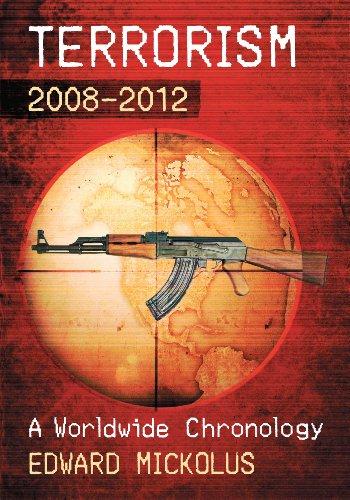 Terrorism, 2008-2012: A Worldwide Chronology Pdf