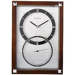 Bulova Enterprise Wall Clock
