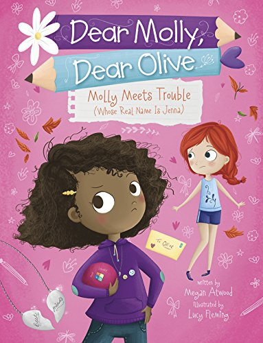 Molly Meets Trouble (Dear Molly, Dear Olive)