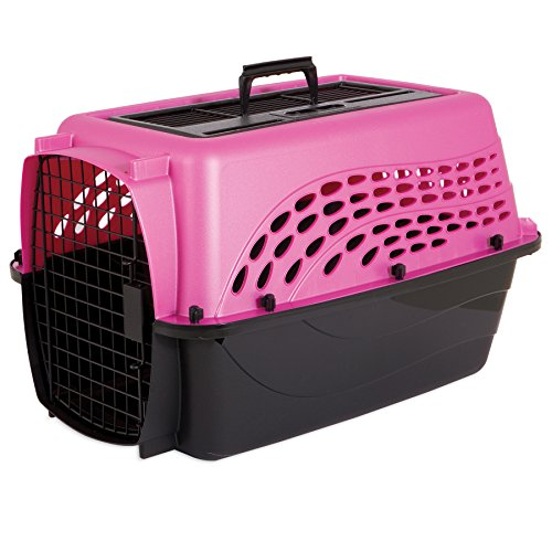 Pet Carrier Doskocil - Petmate Jackson Galaxy 2 Door Top Load Kennel, 24