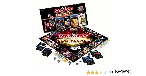 Usaopoly Las Vegas 2009 Monopoly Games by USAOPOLY, Inc: Amazon.es: Juguetes y juegos