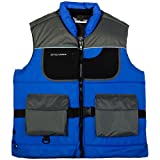 PFD 4197 Adult Fishing Blue Flotation Vest Size: 3Xlarge