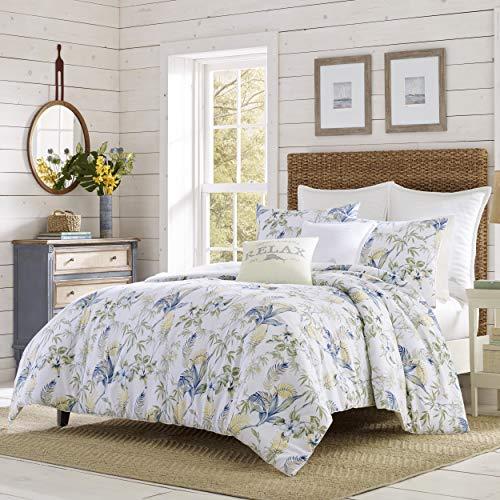 Tommy Bahama Koala Paradise Comforter Set, King, Blue (Blue Tommy Bahama)