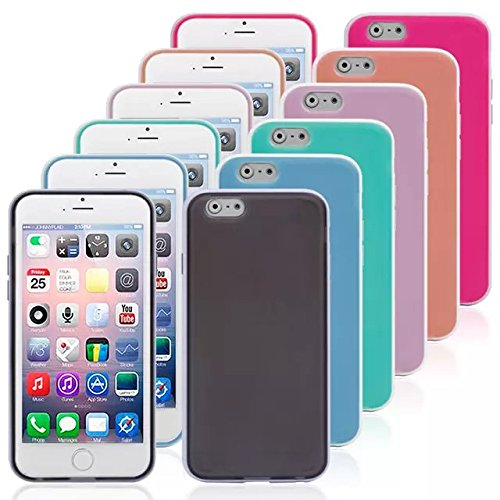 Monkey Cases® iPhone 6 - 4,7 Zoll - Double TPU Case for iphone 6 - Grün - Handyhülle - ORIGINAL - NEU/OVP - Green