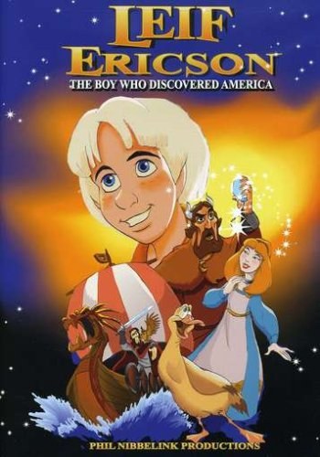 Amazoncom Leif Ericson The Boy Who Discovered America Leif