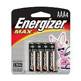 Eveready Battery Co 12 Packs ENER 4PK AAA AlkBattery
