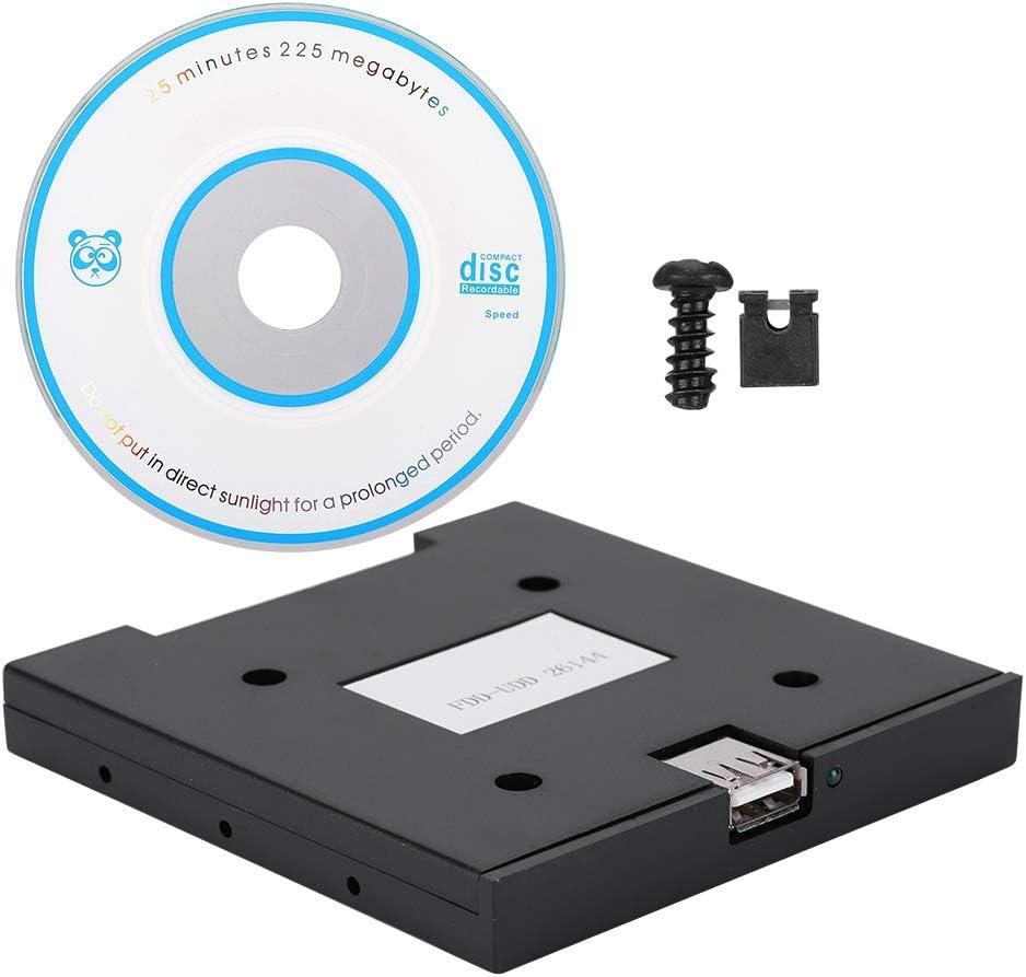 USB Floppy Emulator, 1.44MB USB SSD Floppy Drive Emulator ...