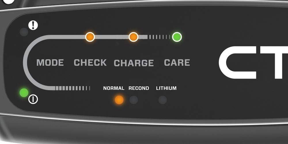 CTEK 40-339 Black CT5 Powersport Battery Charger
