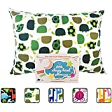 Little Sleepy Head Toddler Pillowcase - Utopia Collection: Turtles, 13 X 18