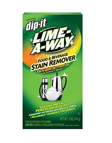 LIME-A-AWAY food and beverage stain remover 5 oz (PACK OF 1)