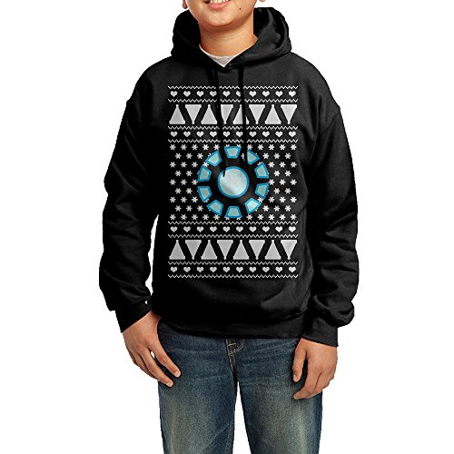 Iron Man Hoodie Youth Sweatshirt