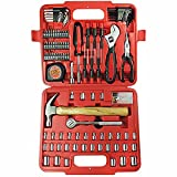 la 110 repair kit - 110 Piece Tool Set Home Repair Ultra Steel Kit Case Mechanics Pc Tools New