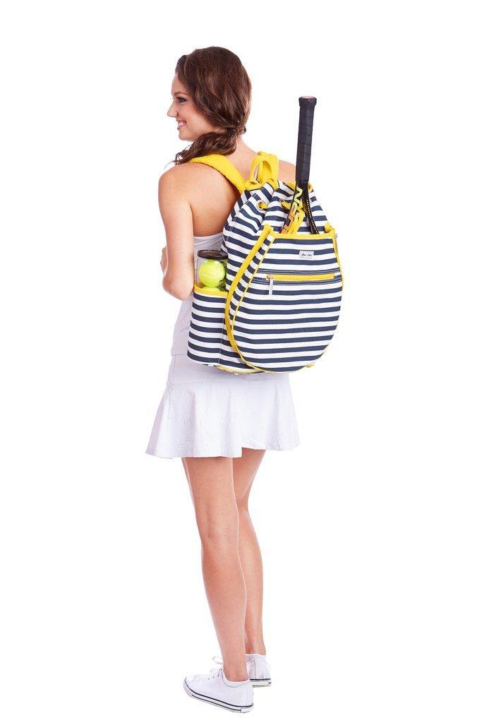 Ame & Lulu Kingsley Tennis Backpack (Pineapple) by Ame & Lulu (Image #3)