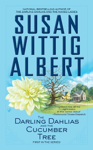 The Darling Dahlias and the Cucumber Tree Dahlia Tree