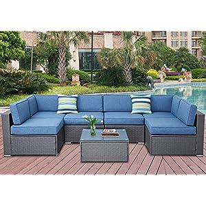51hZAmnHQNL._SS300_ Wicker Patio Furniture Sets