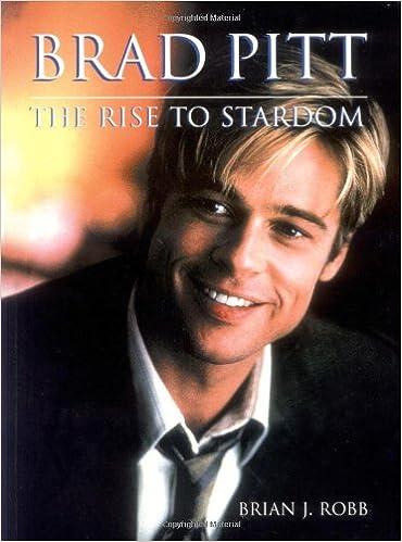 Online-e-kirjat ladataan Brad Pitt: The Rise to Stardom PDF by Brian J. Robb