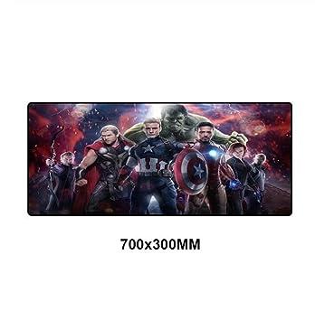 Mousepad Avengers Infinity War Gaming XL Large Grande Alfombrilla ...