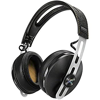 Sennheiser HD1 Wireless Headphones with Active Noise Cancellation - Black
